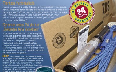 Pompe submersibile ZDS – O solutie completa