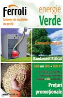 Pachete promotionale de la Ferroli